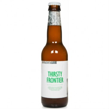 Cerveza artesanal Thirsty frontier To Øl