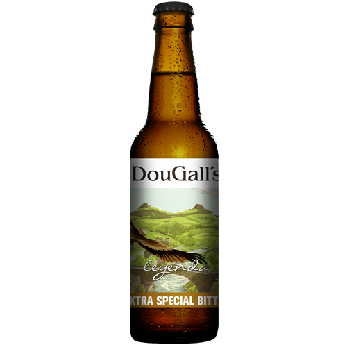 Cerveza artesanal Leyenda DouGall's