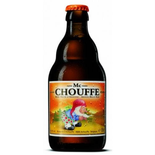 Cerveza artesanal Mc Chouffe