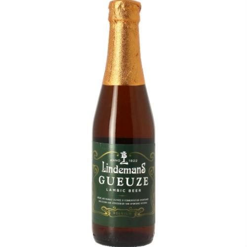 Cerveza artesanal Lindemans Gueuze