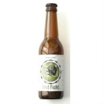 Cerveza artesanal Lost Fight Espina de Ferro