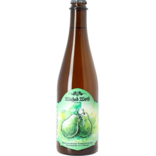Cerveza artesanal La Bonté (with Pear) Wicked Weed
