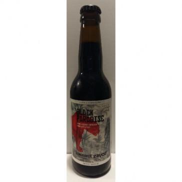 Cerveza artesanal Black Paradise Almogàver