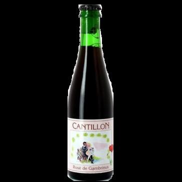 Cerveza artesanal Rosé de Gambrinus