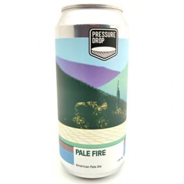 Cerveza artesanal Pale Fire Pressure Drop
