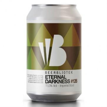 Cerveza artesanal Eternal Darkness