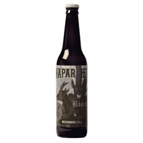 Cerveza artesanal Rivertor Naparbier