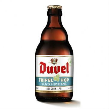 Cerveza artesanal Duvel Tripel Hop Cashmere