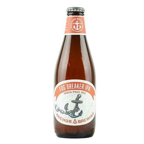 Cerveza artesanal Fog Breaker Anchor Brewing