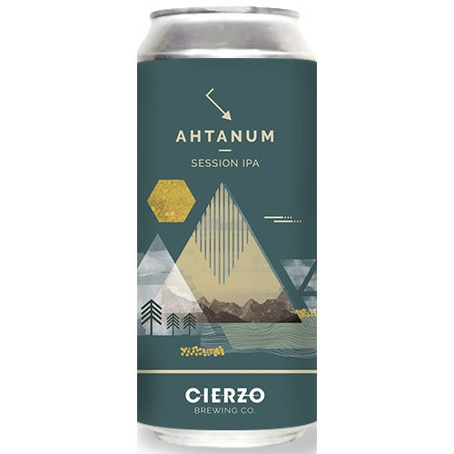 Cerveza artesanal Ahtanum Cierzo Brewing