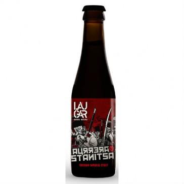Cerveza artesanal Aurrera Stanitsa Laugar