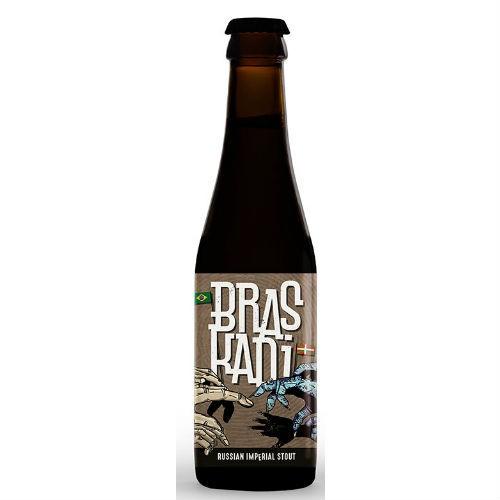 Cerveza artesanal Braskadi Laugar