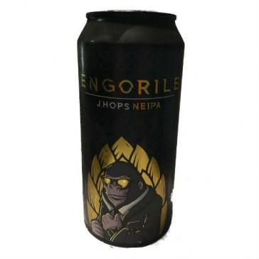 Cerveza artesanal Engorile J.Hops