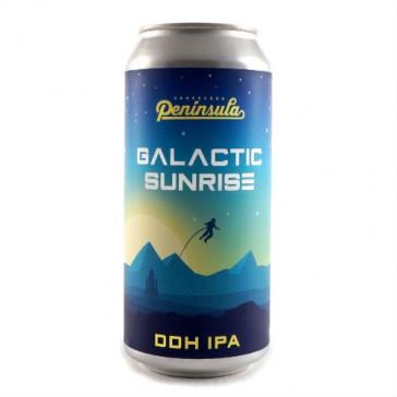Cerveza artesanal Galactic Sunrise Península