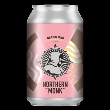Cerveza artesanal Neapolitan 'Ice Cream' Pale Northern Monk