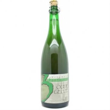 Cerveza artesanal Oude Gueuze 2018 75 cl.