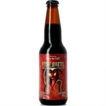 Cerveza artesanal Péché Mortel