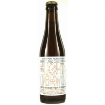 Cerveza artesanal The Light At the End of the World Barrel Aged