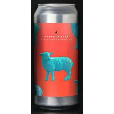 Cerveza artesanal Passata Stix Garage Beer Co