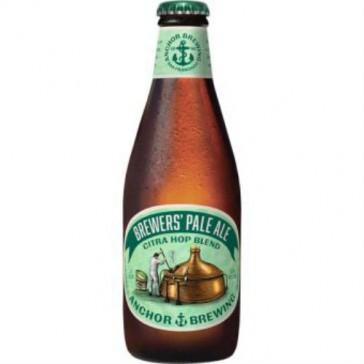 Cerveza artesanal Brewers' Pale Ale (Citra Hop Blend) Anchor