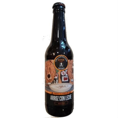 Cerveza artesanal Arroz Con Leche Edge Brewing