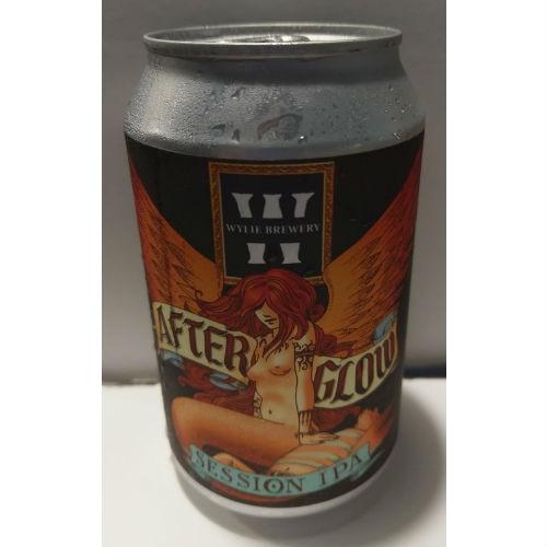 Cerveza artesanal Afterglow Wylie Brewery
