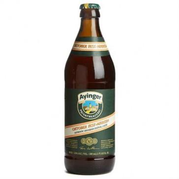 Cerveza artesanal Ayinger Oktober Fest-Märzen