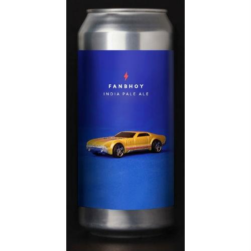 Cerveza artesanal FANBHOY Garage Beer Co