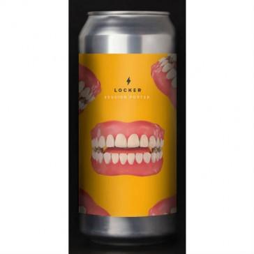 Cerveza artesanal LOCKER Garage Beer Co