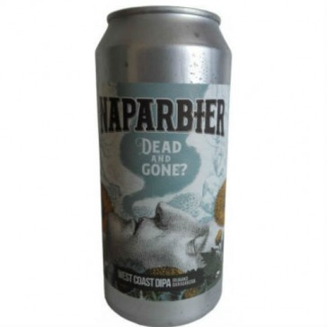 Cerveza artesanal Dead And Gone Naparbier
