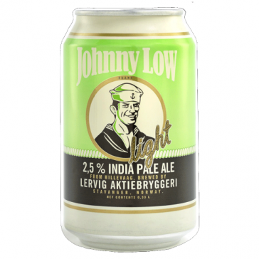 Cerveza artesanal Johnny Low Lervig