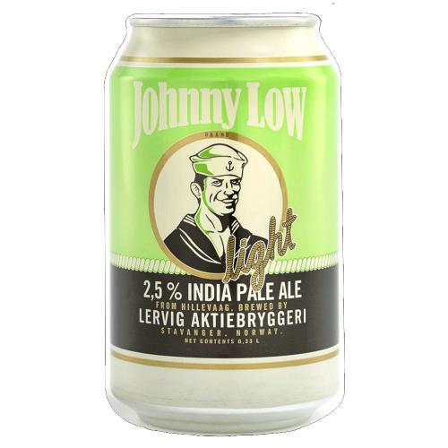 Cerveza artesanal Johnny Low Lervig
