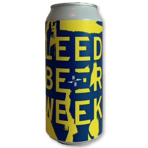 Cerveza artesanal Leeds Beer Week DDH IPA North Brewing