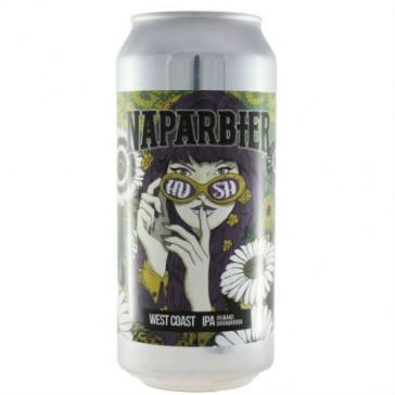 Cerveza artesanal Hush Naparbier