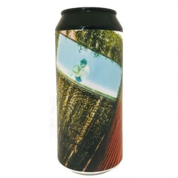 Cerveza artesanal KiK3 In TH3 P00L Malandar