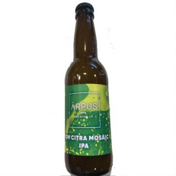Cerveza artesanal DDH Citra Mosaic IPA