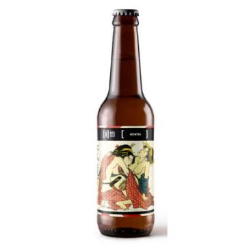Cerveza artesanal Hentai
