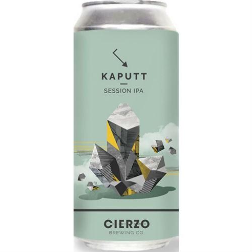 Cerveza artesanal Kaputt Cierzo Brewing