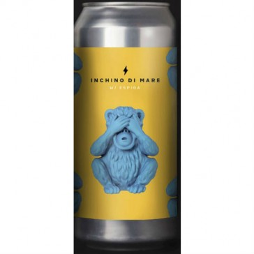 Cerveza artesanal INCHINO DI MARE Garage Beer Co