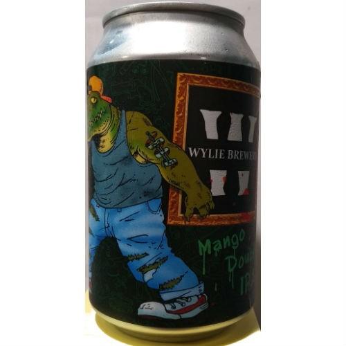 Cerveza artesanal 1990s Mango Wylie Brewery