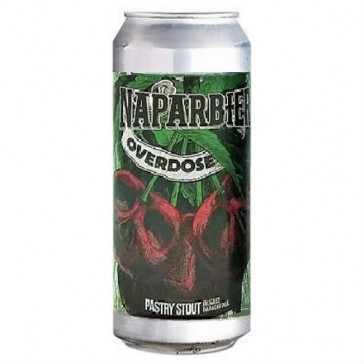 Cerveza artesanal Overdose Naparbier