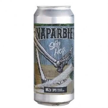 Cerveza artesanal Slip Hop Naparbier