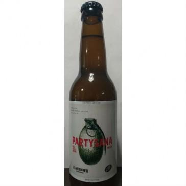 Cerveza artesanal Partysana Almogàver
