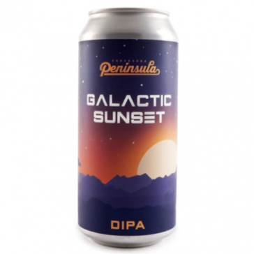 Cerveza artesanal Galactic Sunset Península