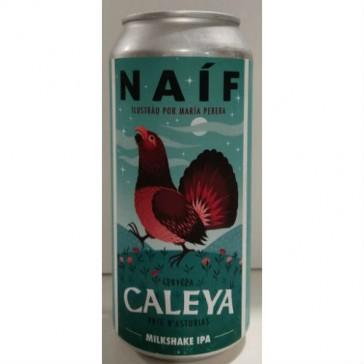 Cerveza artesanal Naíf Caleya