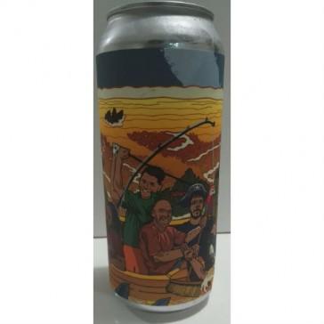 Cerveza artesanal The Great Experiment Volume 3: Loyalty Barrier