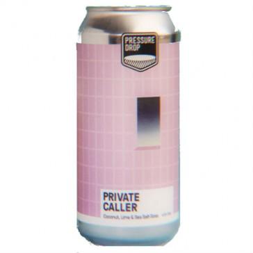 Cerveza artesanal Private Caller Pressure Drop