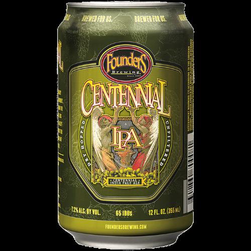 Cerveza artesanal Centennial IPA Founder's