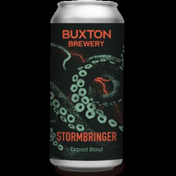 Cerveza artesanal Stormbringer Buxton Brewery