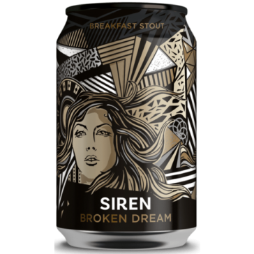 Cerveza artesanal Broken Dream Siren Craft Brew